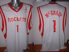 Houston Rockets McGRADY adulto XL Reebok MAGLIA JERSEY CANOTTA BASKET NBA VINTAGE