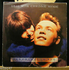 ♫ MAXIS 45 T - UB40 WITH CHRISSIE HYNDE - BREAKFAST IN BED - EXTENDED MIX ♫