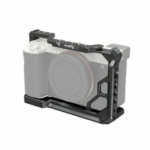 SmallRig Camera Cage for Sony A7C Alpha 7C with Cold Shoe Mount 3081 US Stock