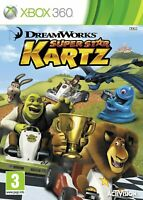 DreamWorks Super Star Kartz | Xbox 360 | Excellent & Fast Dispatch