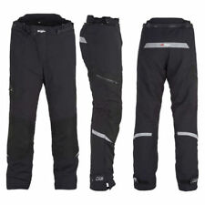 Pantalones urbanos negros Furygan para motoristas