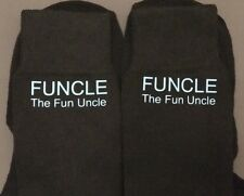 NOVELTY UNCLE SOCKS CHRISTMAS/BIRTHDAY GIFT ...