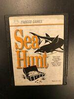 Sea Hunt Atari 2600 7800 Game Cartridge Clean Tested Froggo Games