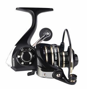 Spinning Reels Saltwater Lure Fishing Reel Drag Handle Line Fishing Spool 5-8KG