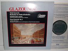 TVS 34621 Glazounov Violin Concerto & Meditation Ruggiero Ricci