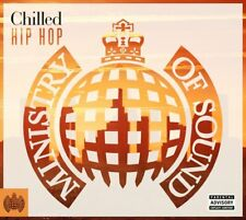 "MoS Chilled Hip Hop 3CD Set NEW ""Various"" 60 Trks *Explicit* 1st Class Post UK"