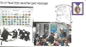 Tip-up Town 2020 Houghton Lake MI Jan 25 2020 Dr.L's Cachet #102 5 made