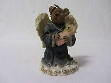 Boyds Bears Bearstone Collection Starlight Foundation Child Undergoing Chemo