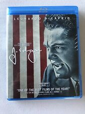 J. Edgar (Blu-ray/DVD, 2012, 2-Disc Set, Canadian Bilingual)