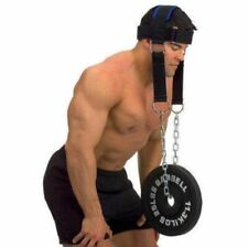 Fitness Padded Head Harness, Neck Weight Lifting Strap, Body Building Equipment
