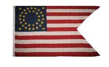 3x5 Union Cavalry Guidon Flag 3'x5' Banner Brass Grommets