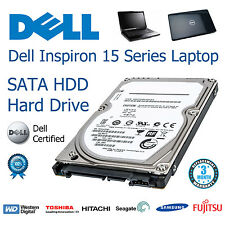 "80GB SATA 2.5"" Hard Disc Drive (HDD) Upgrade For Dell Inspiron 1525 Laptop"