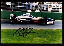 Heinz-Harald Frentzen Foto Original Signiert Formel 1 +G 18647