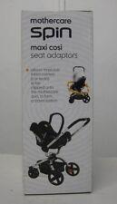 Mothercare Spin pushchair/stroller/pram seat adaptors maxi cosi