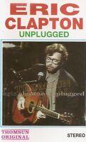 Eric Clapton... Unplugged. Import Cassette Tape