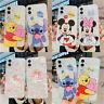 Cute Cartoons Soft TPU Phone Case Cover For iPhone 11 XR 7 8 Plus 12 Pro Max SE