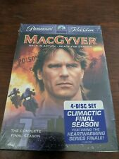 New listing MacGyver - The Complete Final Season (Dvd, 2006, 4-Disc Set, Checkpoint)