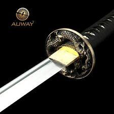 Fully Handmade Japanese Samurai Katana Full Tang Sword