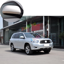For Toyota Highlander 2008-2013 Silver Right Passenger Rearview View Mirror h