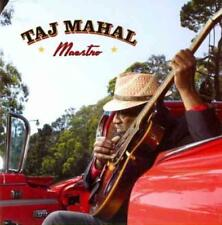 TAJ MAHAL - MAESTRO NEW CD