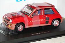 Renault 5 Turbo 1979 rot 1:18 UH neu & OVP 4550