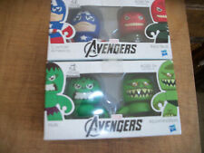 Marvel Avengers Mini Muggs Two  2 packs Hulk Captain Thor New