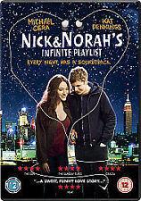 Nick And Norah's Infinite Playlist (DVD, 2009)