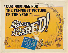 The mouse that roared Peter Sellers movie poster print 2