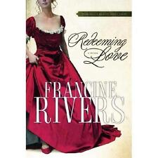REDEEMING LOVE - RIVERS, FRANCINE - NEW PAPERBACK BOOK