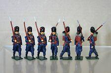 REPLICA MODELS PATRICK CAMPBELL BRITAINS WWI BELGIAN GRENADIERS MARCHING x 7 mv