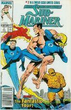 The Saga of the Sub-Mariner # 7 (of 12) (Fantastic Four) (USA, 1989)