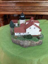 1998 Harbour Lights Lighthouse Bass Harbor Head , Maine