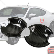 Carbon Fiber For Toyota GT86 86 Scion FR-S Subra BRZ Outside Handle Door Bowl