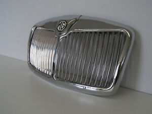 MGA Grille Assembly STEEL (NEW) 1956-61