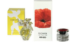 Miniature Kenzo Flower in The Air L'air Du Temps Nina Ricci Women Travel Perfume