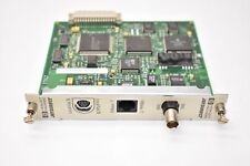 HP JetDirect J2552-60013 Module Card 10Base-T Ethernet BNC 8-Pin
