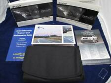 2009 GMC Acadia Owners Manual with Full OnStar Kit Complete