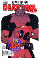 DARK REIGN DEADPOOL #9: MAGNUM OPUS PART 3 OF 4 (2009) MARVEL COMICS