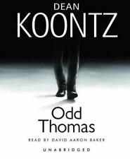 Odd Thomas: Odd Thomas by Dean Koontz (2008, CD, Unabridged)