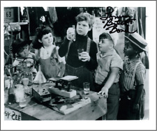 "Tommy ""Butch"" Bond Little Rascals tough kid bully - Autographed Signed Photo"