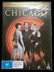 CHICAGO Renée Zellweger, Catherine Zeta Jones, Richard Gere (2002) DVD