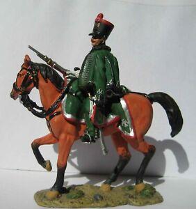 Soldat cavalier plomb Del Prado - Eclaireur-grenadier, 1813 - Empire Napoléon