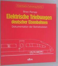 Elektrische Triebwagen deutscher Eisenbahnen/B.Rampp//Band 5.2