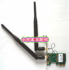 Atheros AR5B22 300M Wireless PCI-E Dual Antenna Card with 2 6dB Antenna #EV-W