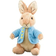 Gund A26427 Beatrix Potter Plush Peter Rabbit Small