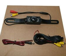 LICENSE REAR VIEW //REVERSE //BACK UP CAMERA FOR KENWOOD DNX-772BH DNX772BH