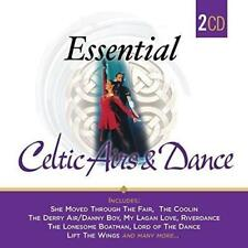 Essential Celtic Airs And Dance - Various (NEW 2CD)