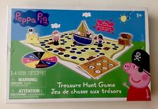 Peppa Pig Treasure Hunt Game, TCG Toys, Age 3+, New