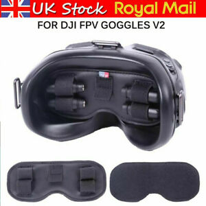 VR Lens Protector Cover Lens Cap For DJI FPV Goggles V2 Anti Scratch Accessories