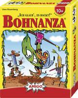 Amigo Bohnanza Ein spannendes Kartenspiel für die ganze Familie